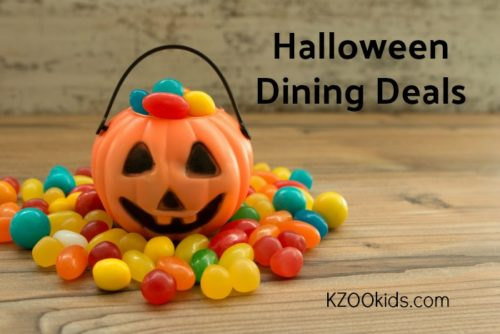 Halloween Deals near Kalamazoo