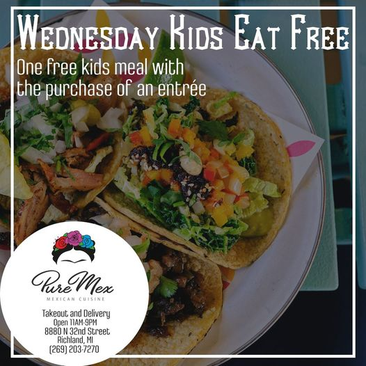 Kids Eat Free Only