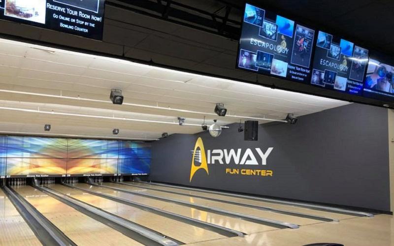 Bowling Lanes Portage