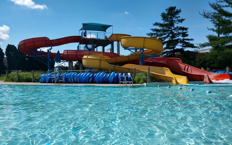 outdoor water park battle creek