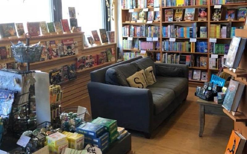 Kalamazoo Bookstore