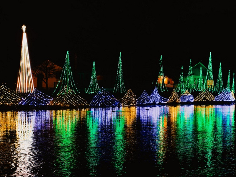 Three Rivers Christmas Lights